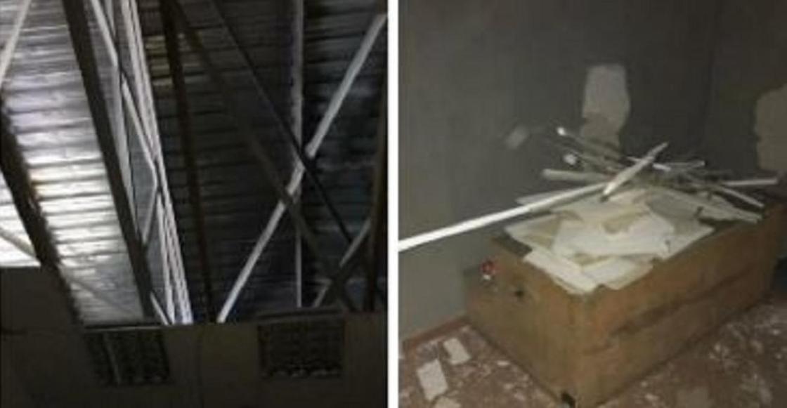 Обрушение потолка в школе в Актобе: в акимате прокомментировали инцидент