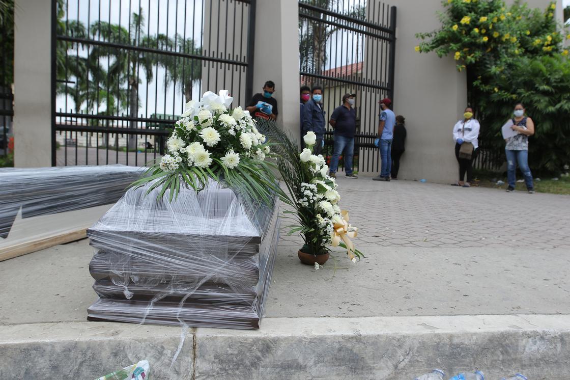 Минздрав прокомментировал рассылку о цинковых гробах для умерших от КВИ