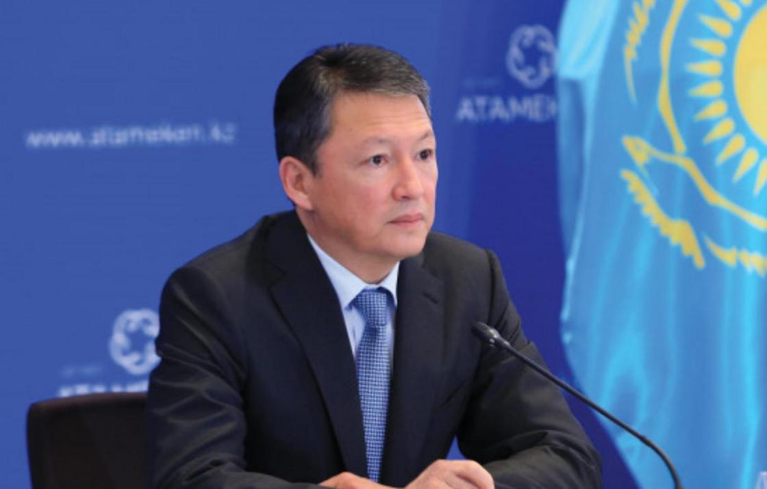 Тимур Кулибаев снова стал президентом Национального олимпийского комитета РК