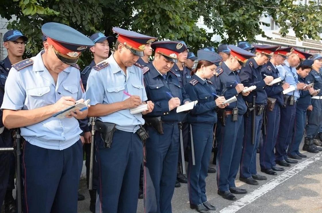 Көрнекі фото: СҚО Полиция департаменті