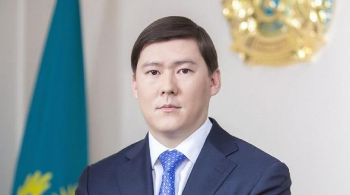 Даниал Ахметов назначил первого заместителя