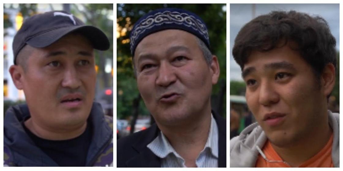«Это чистой воды провокация»: алматинцы высказались против митингов (видео)