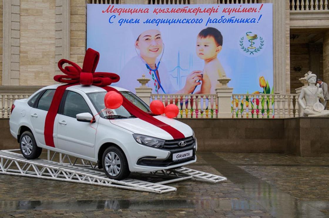 8 новых объектов здравоохранения откроют в этом году в Алматинской области