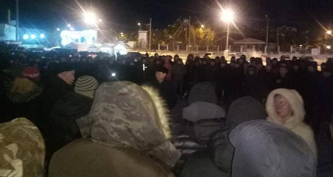 """""""Антимигрантскими"""" митингами в Якутии обеспокоены в Крыгызстане"""