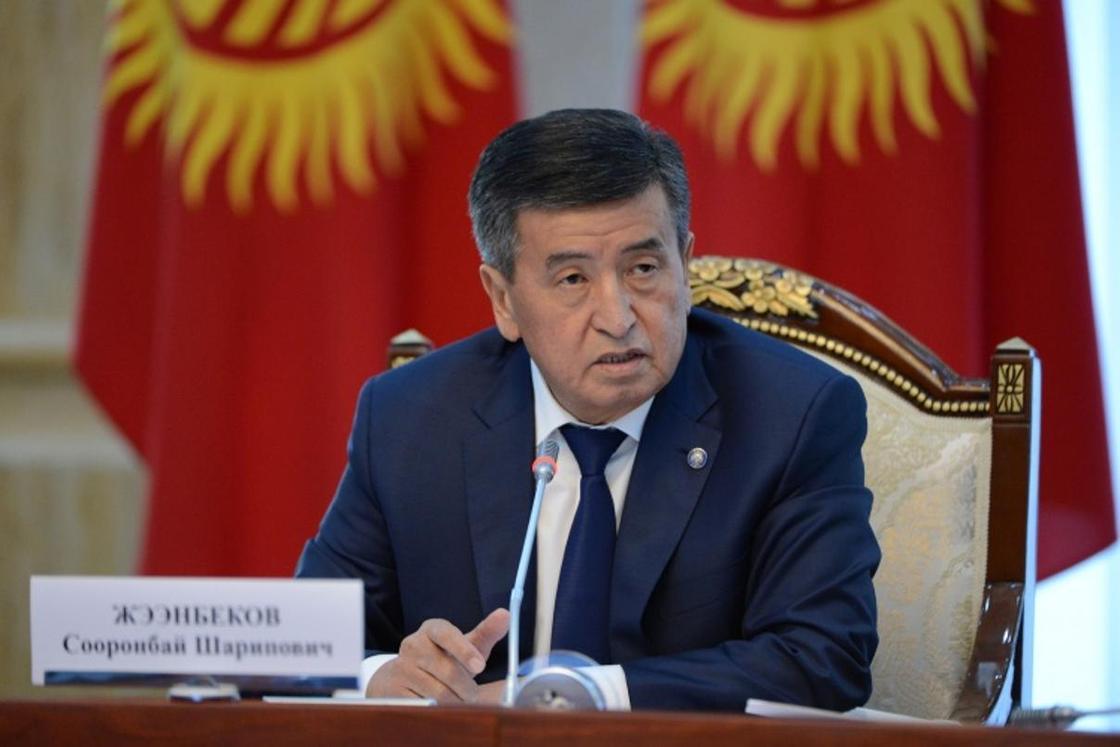 Президент Кыргызстана: Необходимости перехода на латиницу нет