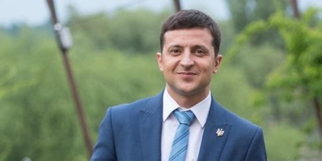 Зеленский Украина президенті сайлауында дауыстардың 30 пайызын жинады