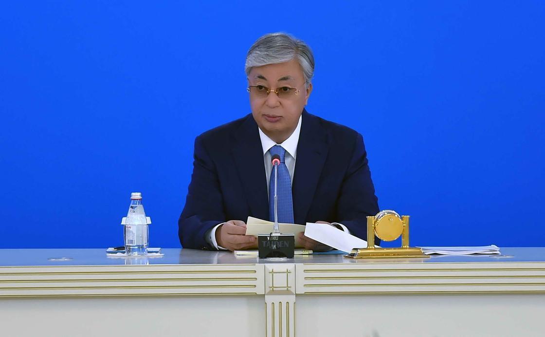 Токаев провел совещание в Петропавловске
