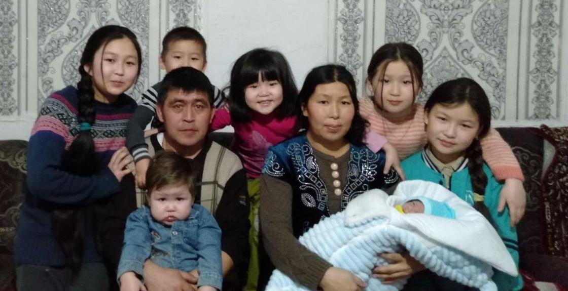 Акмолинские врачи предотвратили смерть многодетной мамы
