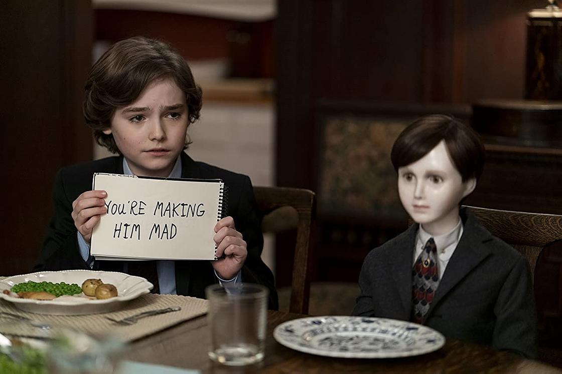 Кадр из фильма «Кукла 2: Брамс»