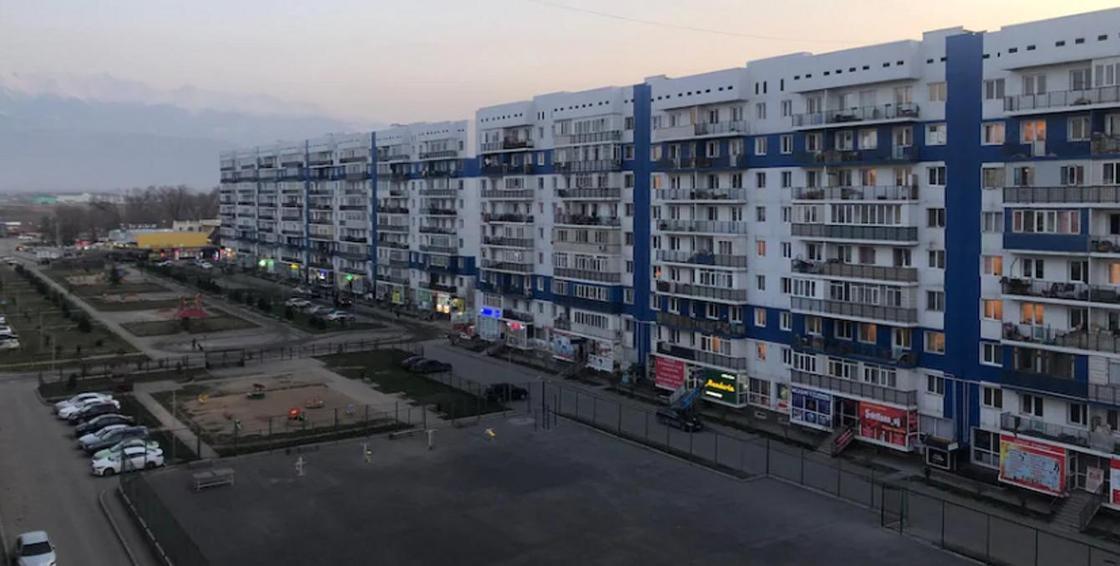"""Карантин сняли с ЖК """"Асыл Арман"""" в пригороде Алматы"""
