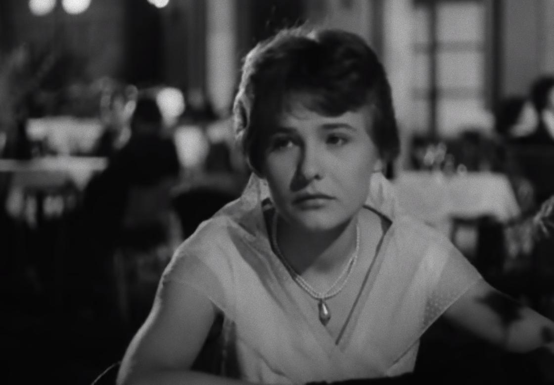 Мари Тёрёчик в фильме «Сорванец» (1959)