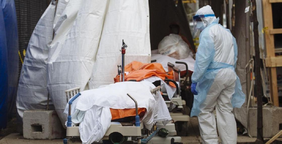 Количество зараженных коронавирусом превысило 1,2 млн человек в мире