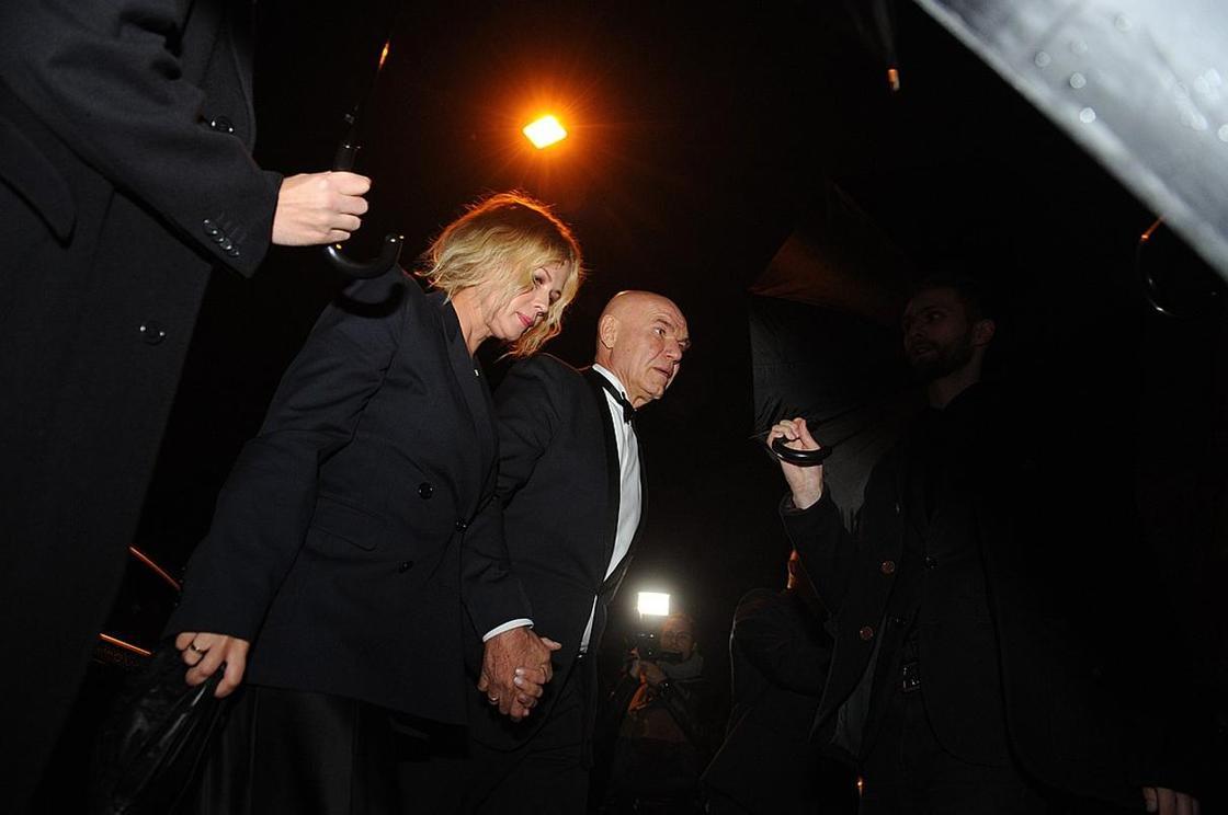 ФОТО: Чудеса конспирации и тонированные майбахи: как прошла свадьба Бондарчука и Андреевой