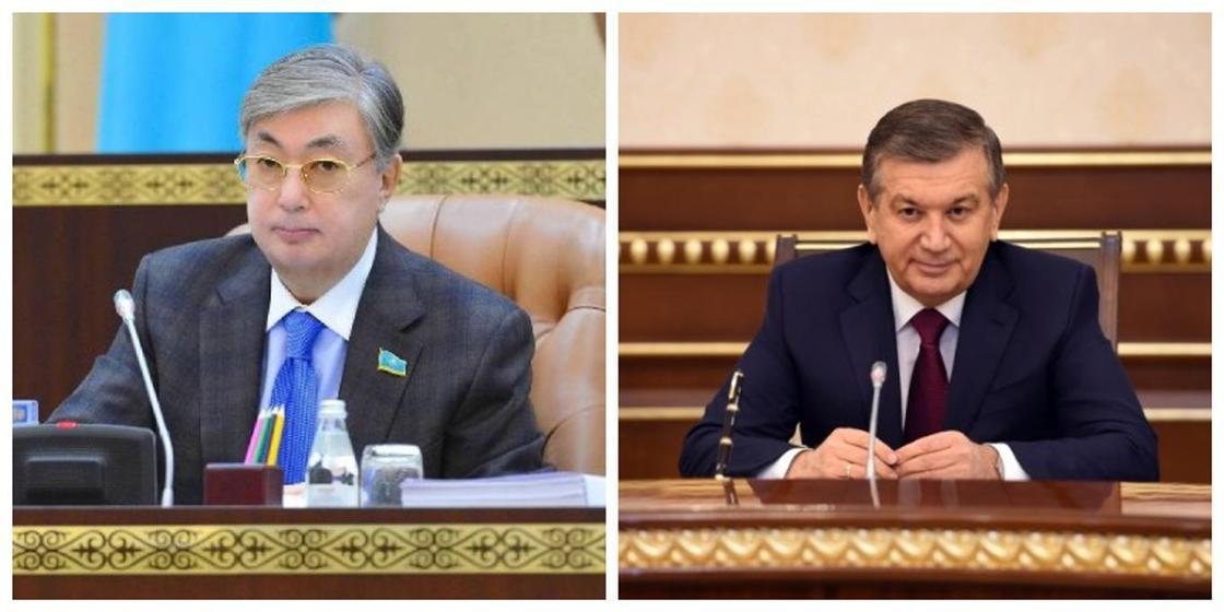 Ташкентте Қазақстан мен Өзбекстан Президенттерінің кездесуі өтіп жатыр
