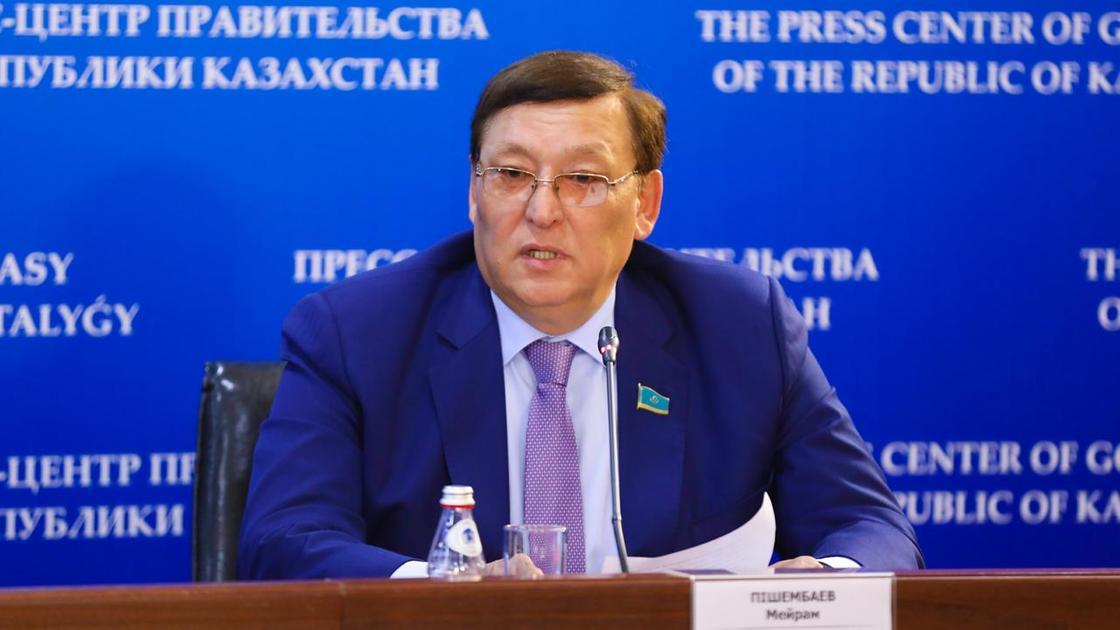 Нарастить объем производства в машиностроении до 2 трлн тенге планируют в Казахстане