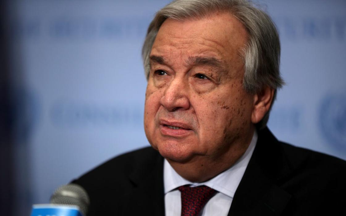 Генсек ООН назвал COVID-19 тяжелейшим кризисом со времен Второй мировой