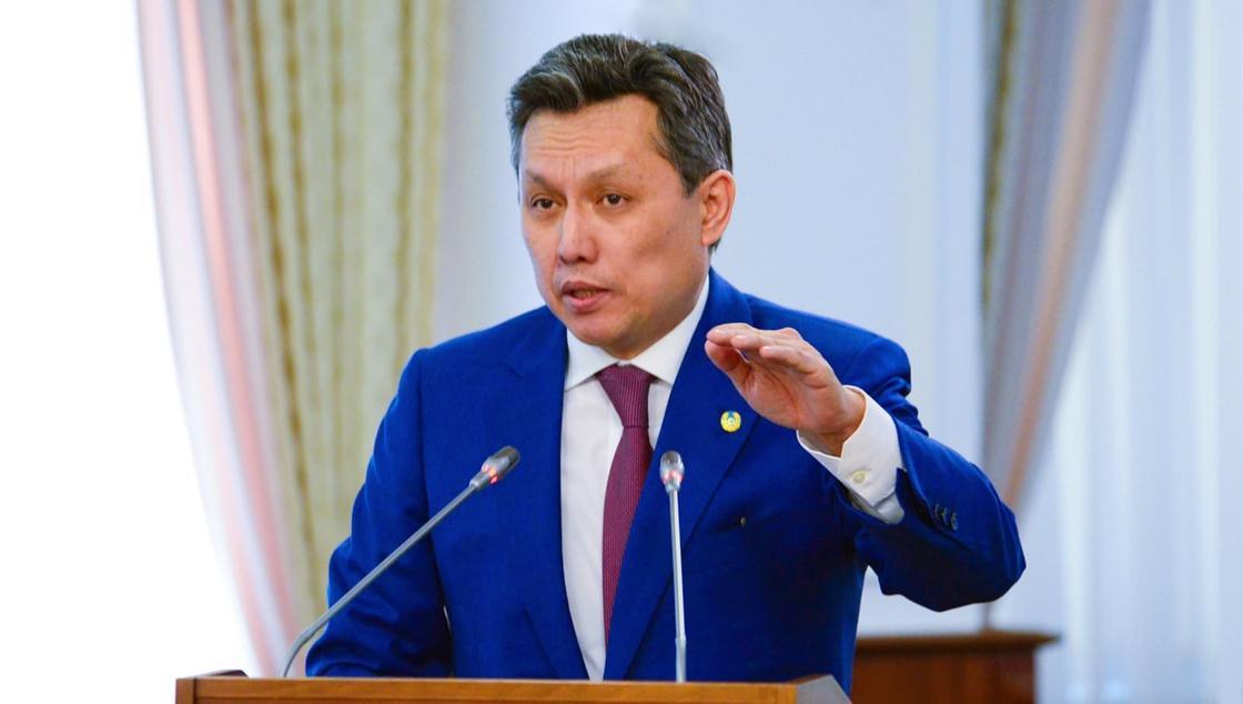 Кандидатуру Бахыта Султанова согласовали на пост министра торговли и интеграции