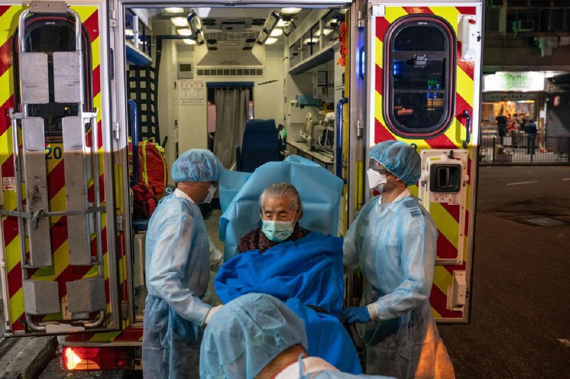 Почти 200 человек повторно заразились коронавирусом в Китае