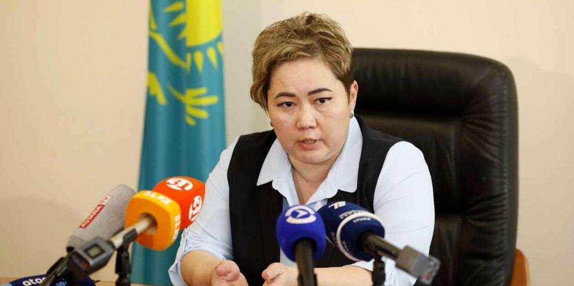 Әсел Бейсенбаева. Фото: NUR.KZ