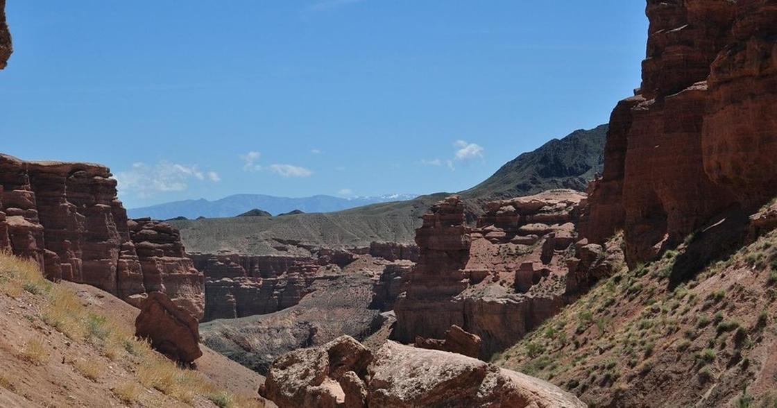 Информацию о застройке Чарынского каньона прокомментировали в акимате