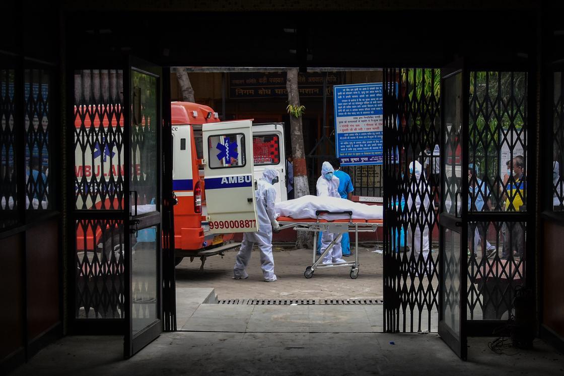 Около 40 беременных с коронавирусом умерли в Казахстане
