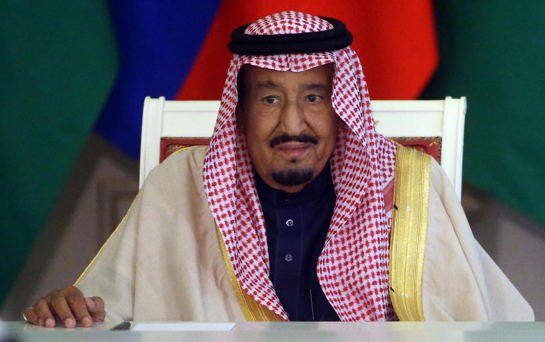 Сауд Арабиясының 84 жастағы королі ауруханаға жатқызылды