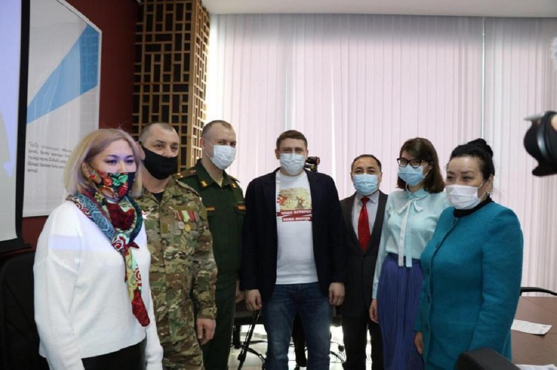 «Рухани жаңғыру» Қазақстандық қоғамдық даму институты» КЕАҚ