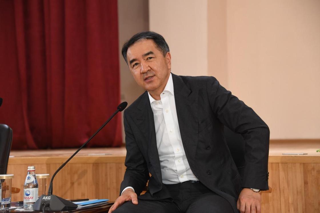 Сагинтаев: Алматы должен стать метрорегионом на 5 млн человек