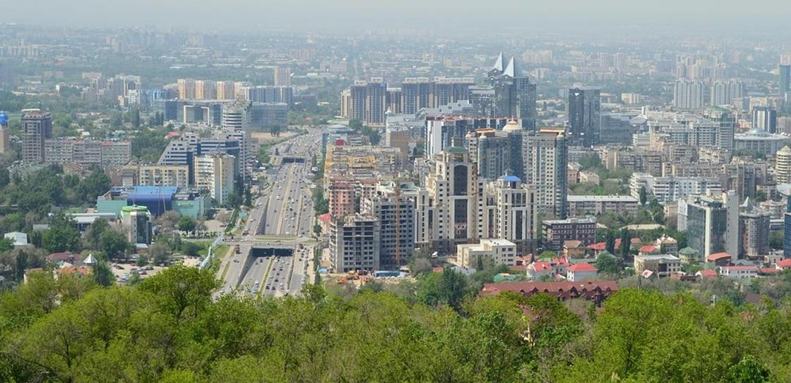 Погода в Алматы на 18 сентября
