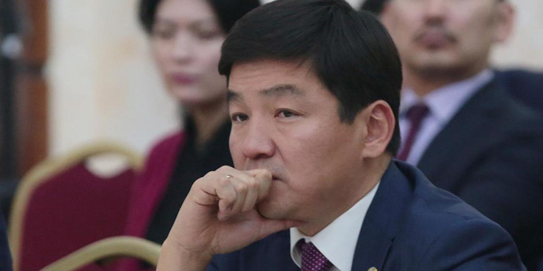 Байбек поручил оказать помощь пострадавшим при прорыве тепломагистрали в Алматы