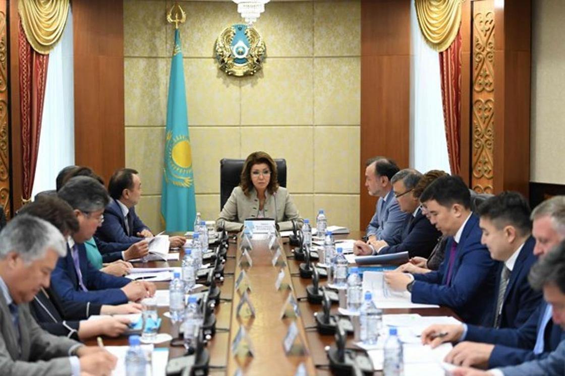 Дарига Назарбаева предлагает усилить Счетный комитет