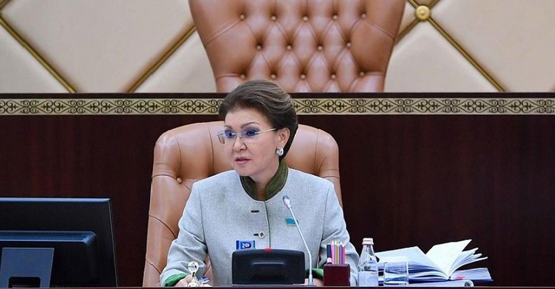 Фото: Сенат баспасөз қызметі