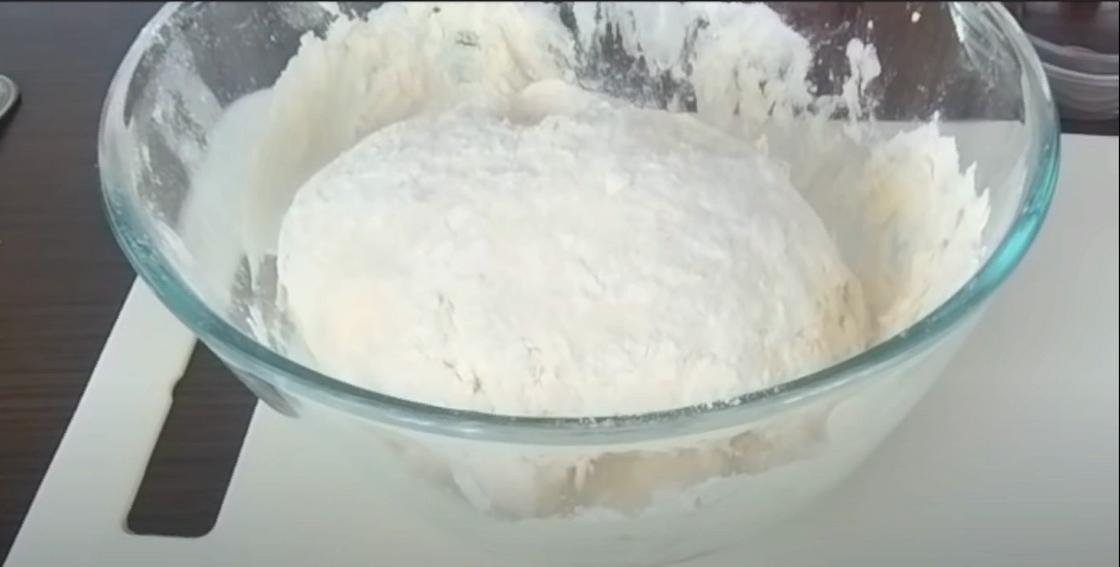 Тесто на пельмени на воде: рецепт с фото пошагово