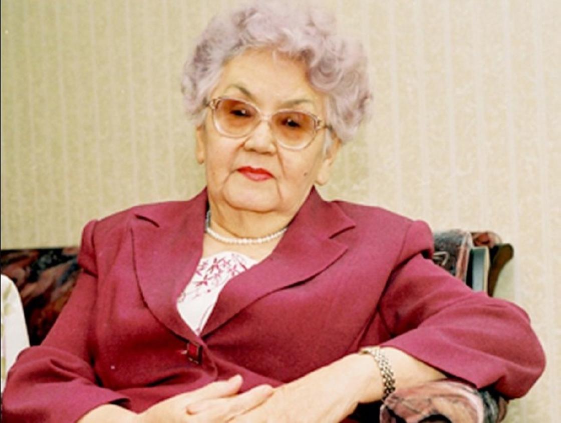 Белгілі ғалым Рәбиға Сыздық 96 жасында дүниеден озды
