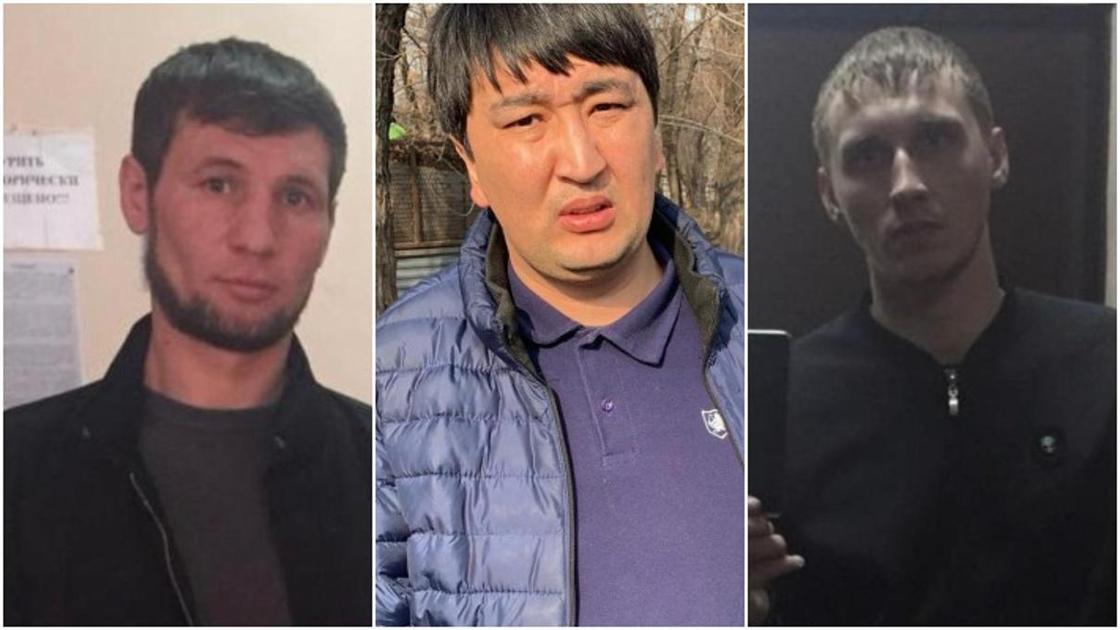 Троих карманников задержали в Алматы (фото)