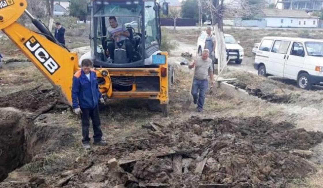 Останки расстрелянных депутатов обнаружили в Атырау (фото)