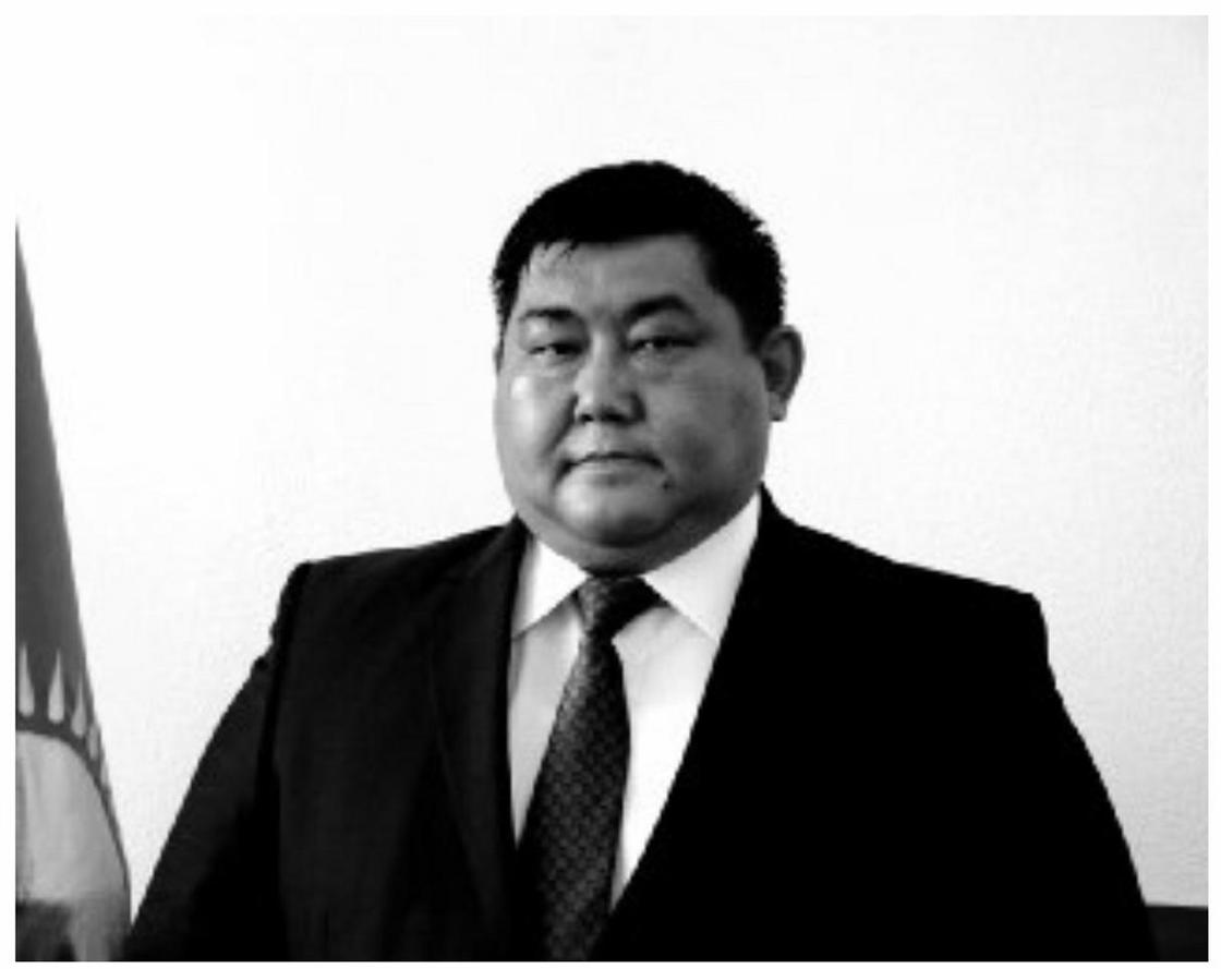 Алмас Оңдақанов. Фото: Telegram/Yedilov online
