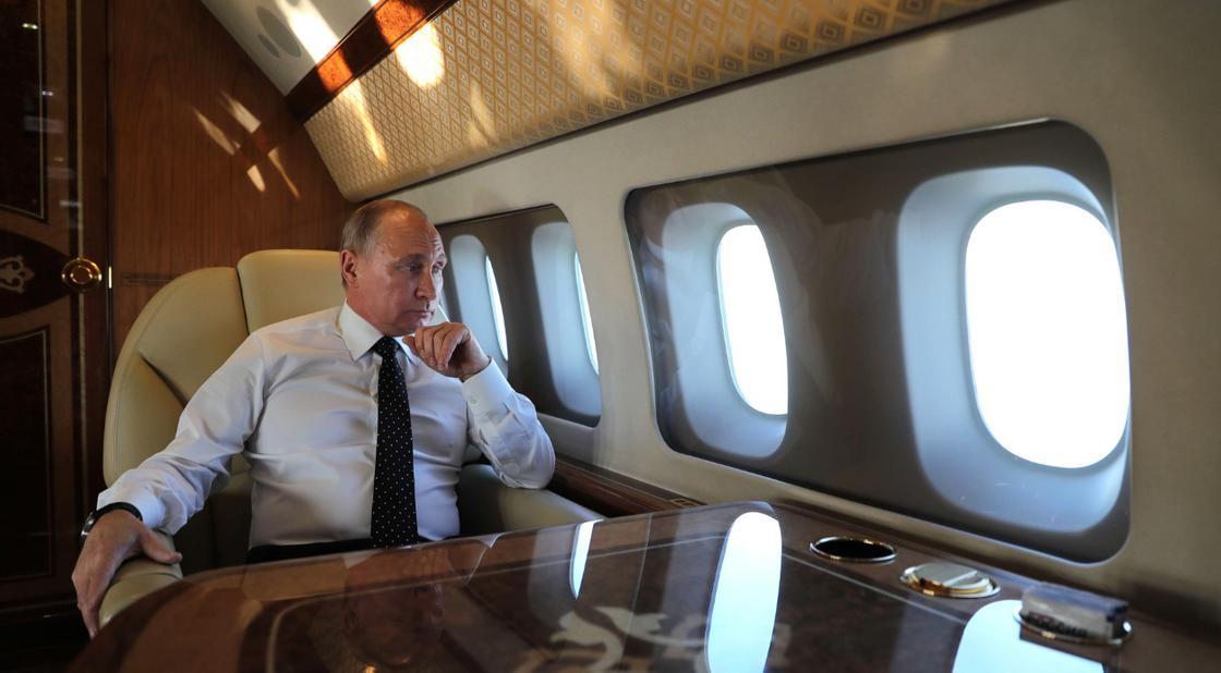 Пилоты Путина рассказали, как сажали борт №1 в Бишкеке в непогоду