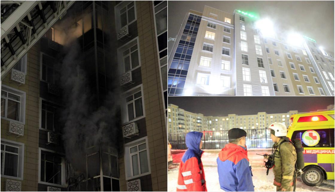 Фото: Астана ТЖД