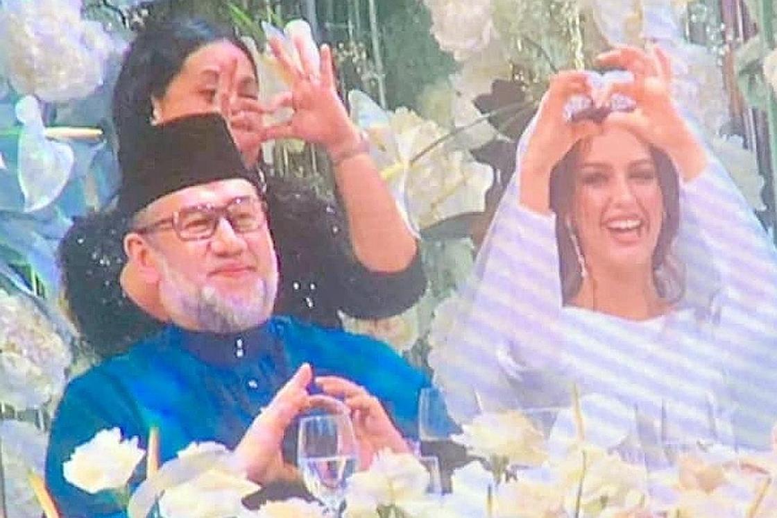 Что известно о «Мисс Москва», которая вышла замуж за короля Малайзии (фото)