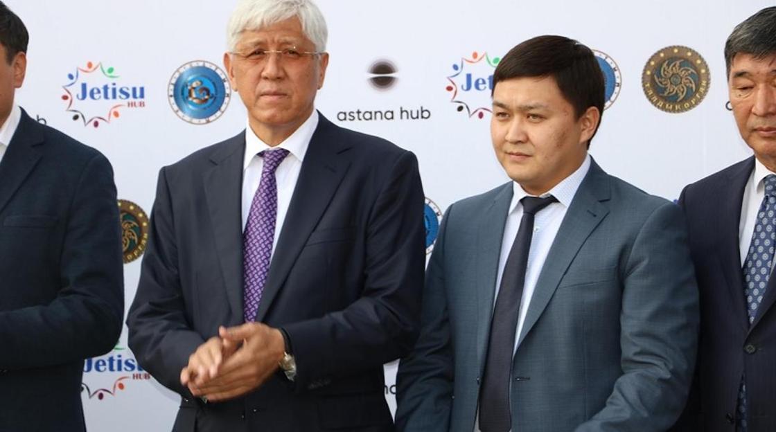 Первый технопарк IT-центр «Jetisy hub» открылся в Алматинской области