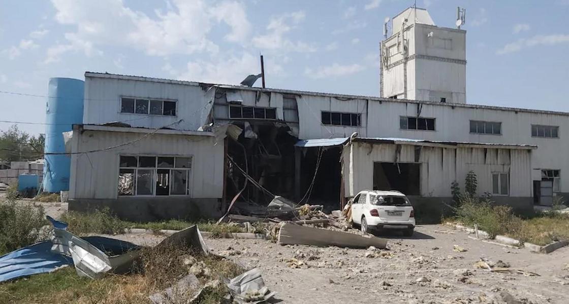 Увеличилось число погибших при взрыве в Алматинской области