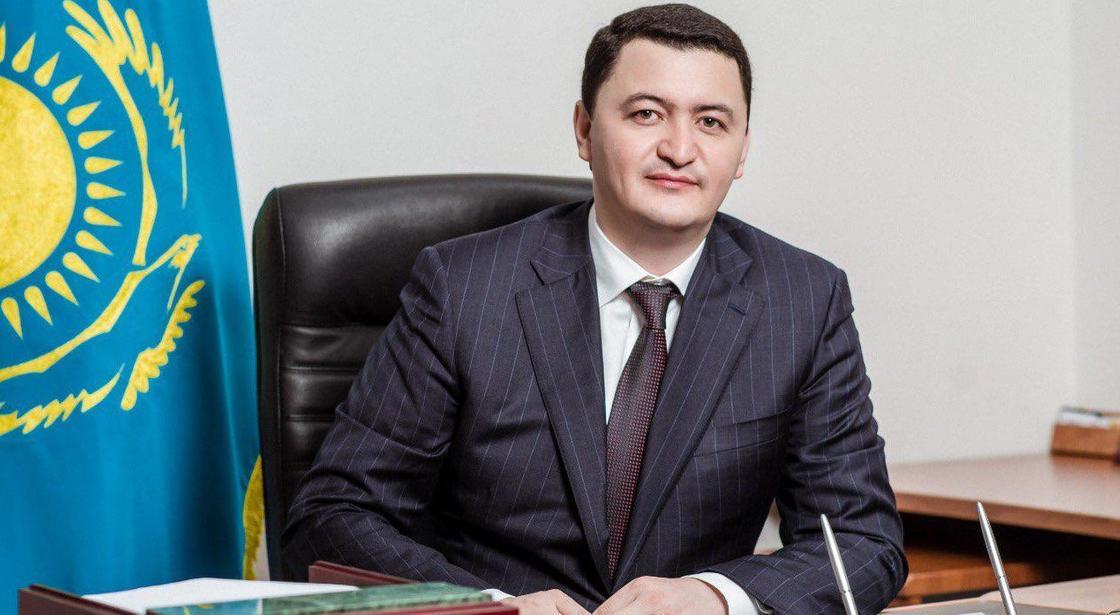 Қамалжан Надыров Алматы қалалық денсаулық сақтау басқармасының басшысы болып тағайындалды