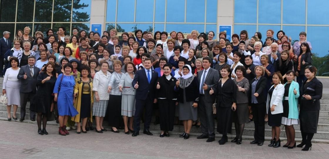 В Павлодаре начал свою работу региональный форум сельских женщин