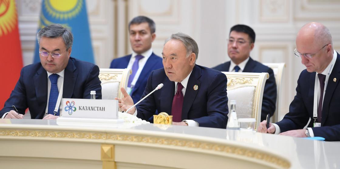 Назарбаев предложил учредить новый праздник