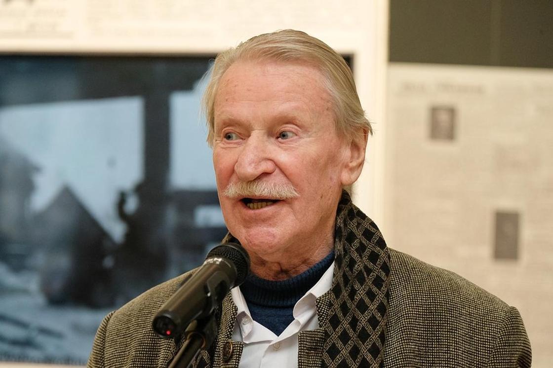 «Никакой виагры, кроме сельдерея»: Иван Краско рассказал о сексе после 80 лет