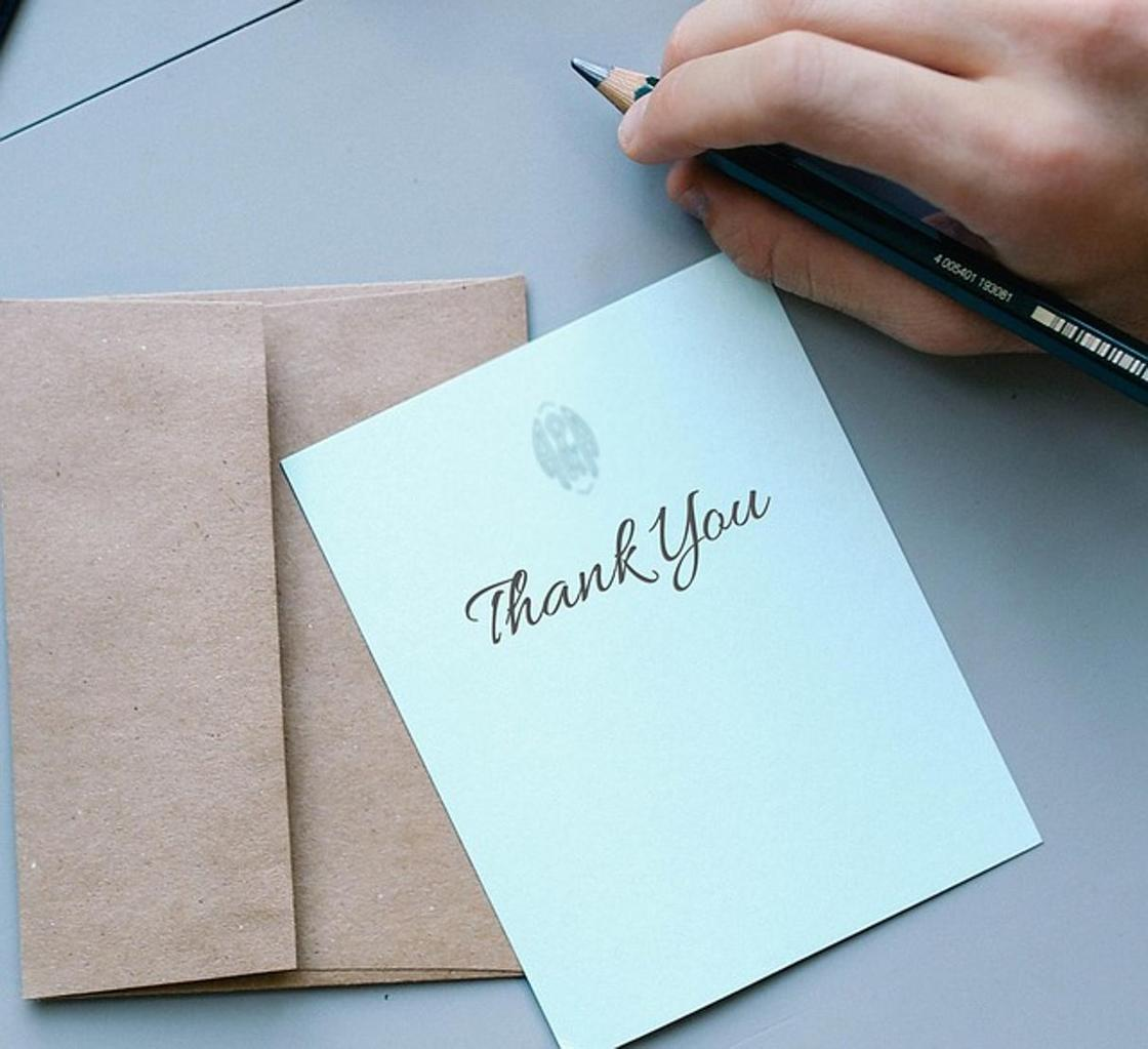письмо ручка конверт