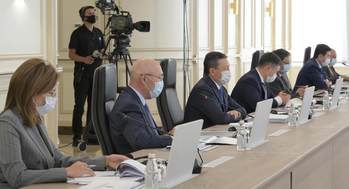 Заседание ВСР