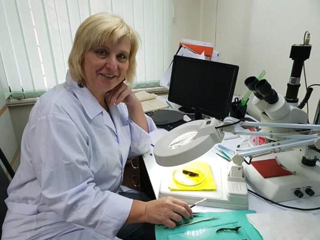 Археолог с Украины возглавила научно-исследовательскую лабораторию в рамках «Семи граней Великой степи» в Павлодаре