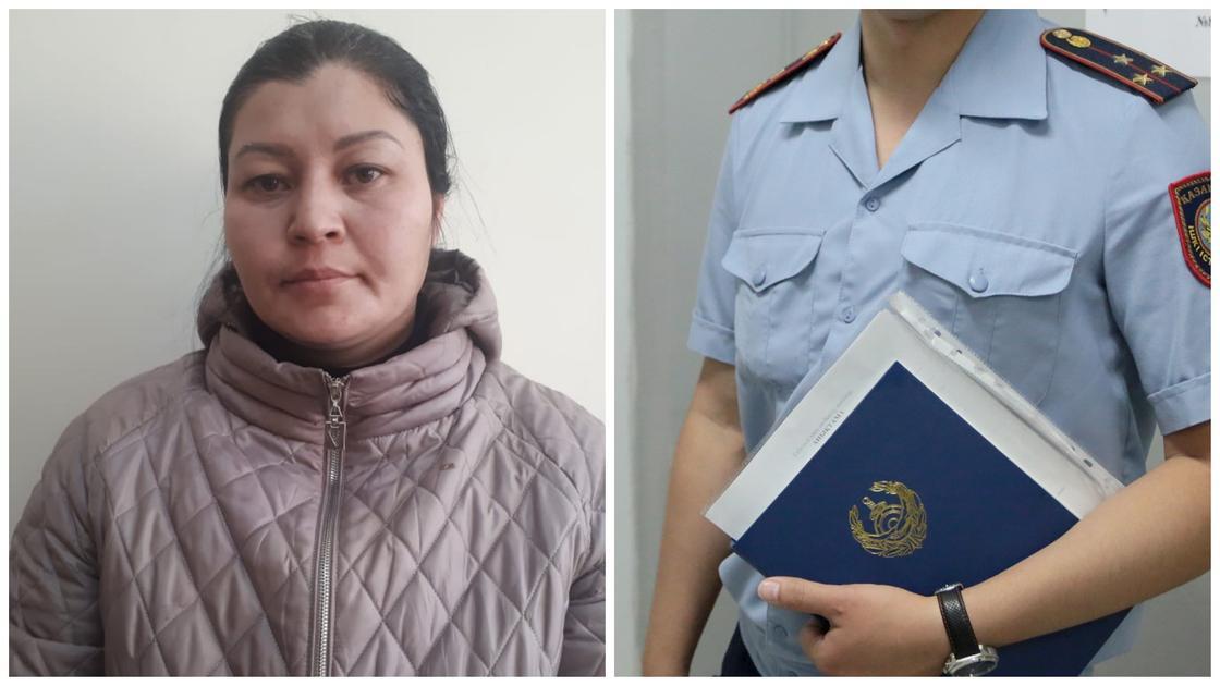 Обещала земельные участки: подозреваемую в мошенничестве задержали в Алматы